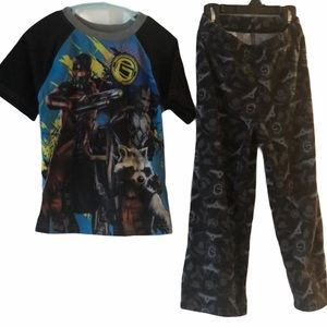 Guardians of Galaxy size 4 pyjamas - Disney Store